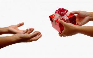 Un montón de regalos. blog. Regalo